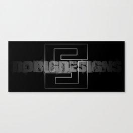 DBD logo Canvas Print