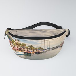 Harbour at Cartagena Fanny Pack