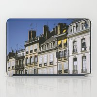 90s iPad Cases featuring The 90s in France by MarioGuti