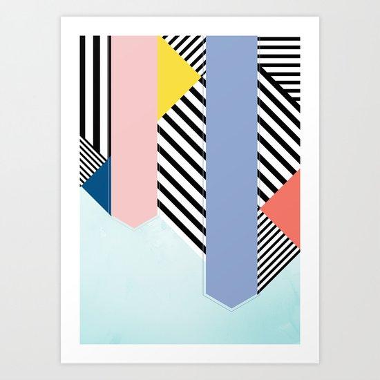 Pantone Colors of the Year 2016  Art Print
