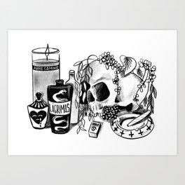 ESCRITORIO Art Print