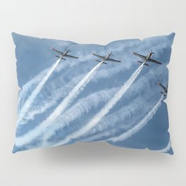 Brave Five Pillow Sham