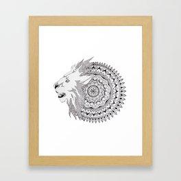 Simbathy Framed Art Print