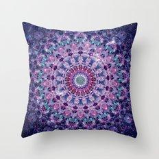 ARABESQUE UNIVERSE Throw Pillow