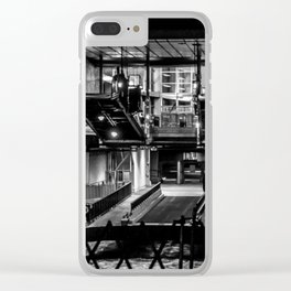 The Ferry Slip - Whitehall Clear iPhone Case