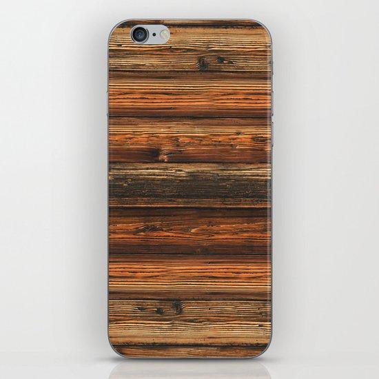 Buena Madera iPhone & iPod Skin