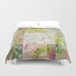 Sage Obscurity Duvet Cover