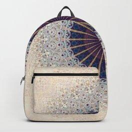 Mandala Drawing design Backpack