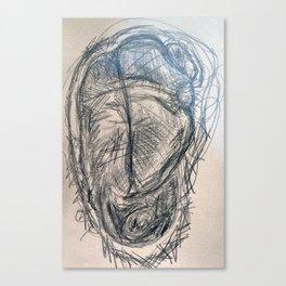 Macrodactyly - II Canvas Print
