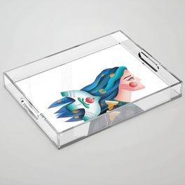 Journey Acrylic Tray