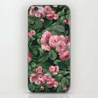 amelie iPhone & iPod Skins featuring Amelie by Marta Li