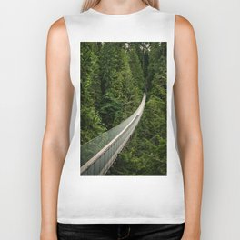 Capilano Suspension Bridge Biker Tank