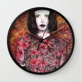 Couture Collection: Francesca Wall Clock