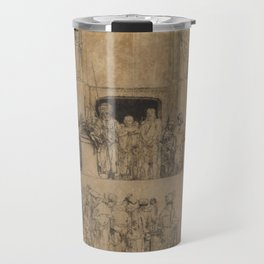 Christ Presented to the People Travel Mug
