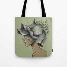 Leaf Boy Tote Bag