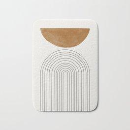 Minimalist Space Bath Mat