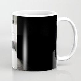 i live in a haunted house Coffee Mug