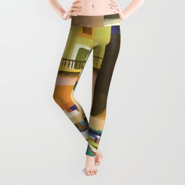 The French Riviera Leggings