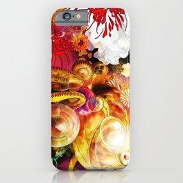 Ode to Homura iPhone Case