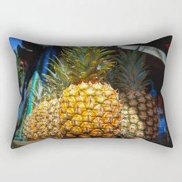 The Pineapples Rectangular Pillow