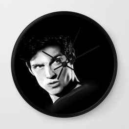 Shadows searching in the night... Wall Clock