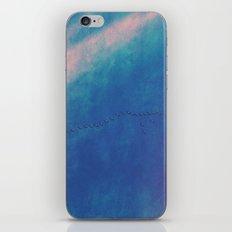 paper wings iPhone & iPod Skin