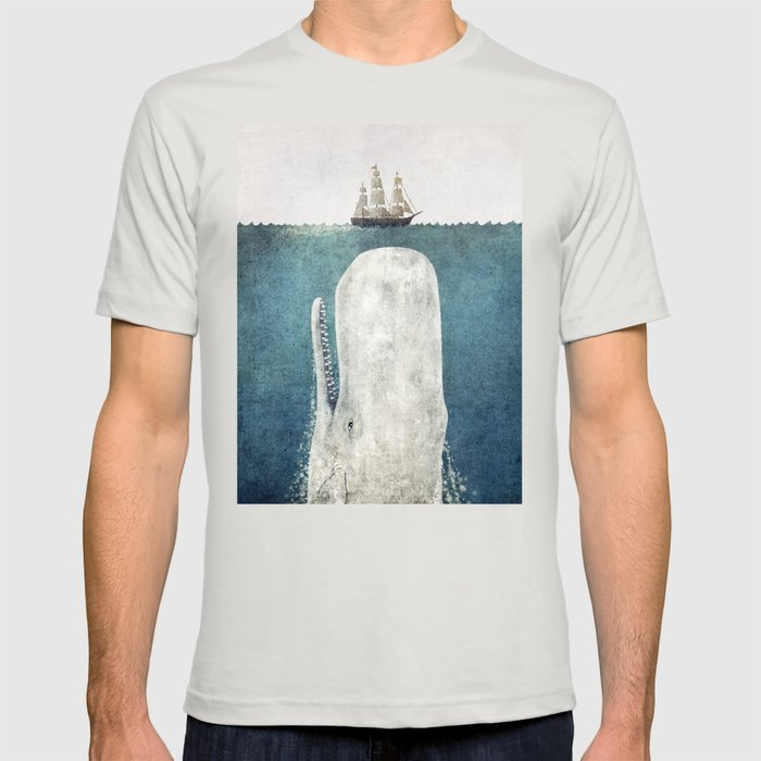 The Whale - vintage T-Shirt