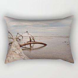 Dead Tree Bay Rectangular Pillow