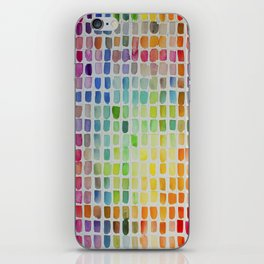 Color Scales iPhone Skin