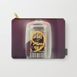 Vintage Nixie Tube Carry-All Pouch