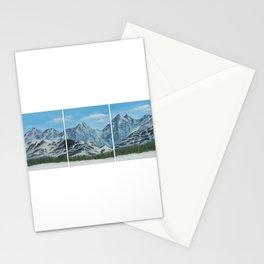 Kananaskis Rockies Stationery Cards