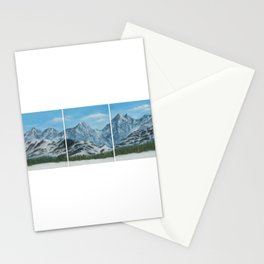 Kananaskis Rockies Stationery Cards