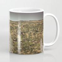 utah Mugs featuring Utah by Mark Peter Drolet