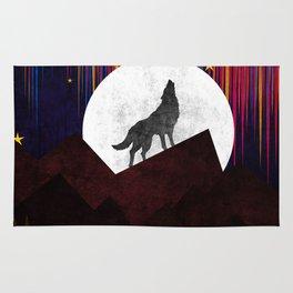 Wolf XOX Rug