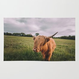 Epic Highland Cow Rug