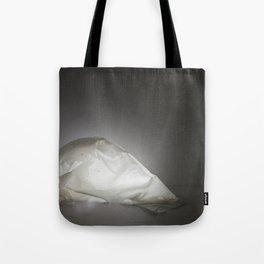 Glowing Glue Shell Tote Bag