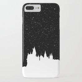 Hogwarts Space iPhone Case