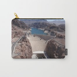 Hoover Dam Aerial View Carry-All Pouch