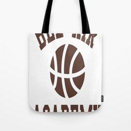 Fresh Prince Bel-Air Academy Basketball Shirt Tote Bag