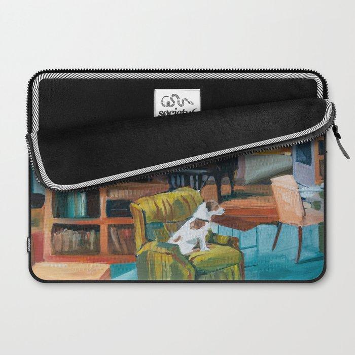 Frasier's apartment Laptop Sleeve