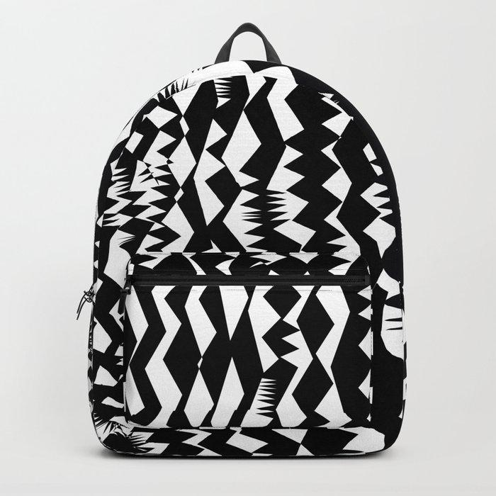 Still Zebra Backpack