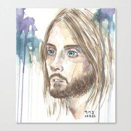 Leto Canvas Print