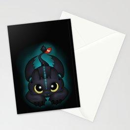 Pounce (Glow) Stationery Cards