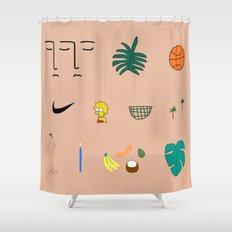 WWA Shower Curtain