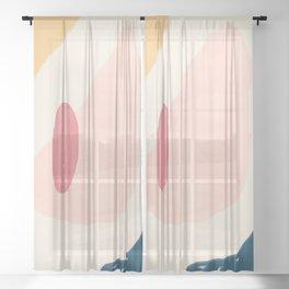 zoe Sheer Curtain