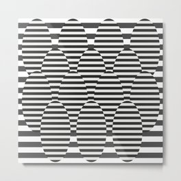 Optical illusion #society6 #decor #buyart #artprint Metal Print