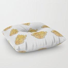 Crisp bowl bywhacky Floor Pillow