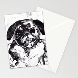 Puggers Stationery Cards