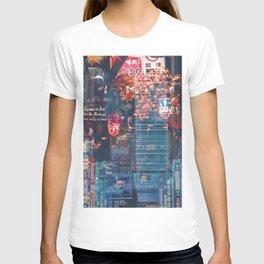 Tokyo city of lights T-shirt