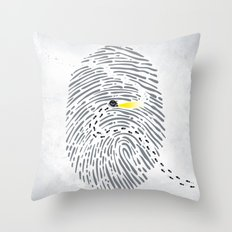 Hot Scent Throw Pillow